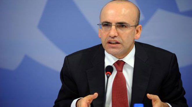 G20`de Türkiye`yi Şimşek temsil edecek