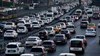 Trafiğe 388 bin 56 aracın kaydı yapıldı