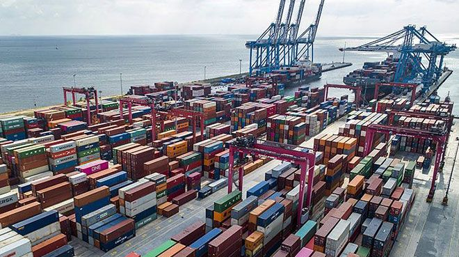 İİB`den ilk çeyrekte 1,8 milyar dolarlık ihracat