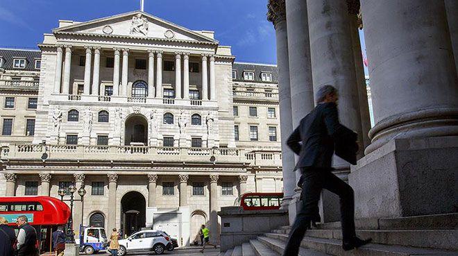 BoE büyüme tahminlerini düşürdü