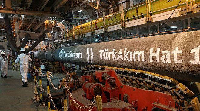 TürkAkım`dan doğal gaz akışı geçici olarak durdurulacak