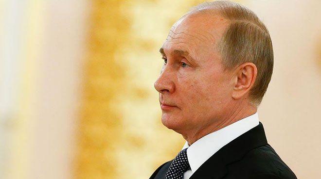 Putin: Ekonomi baskı altında