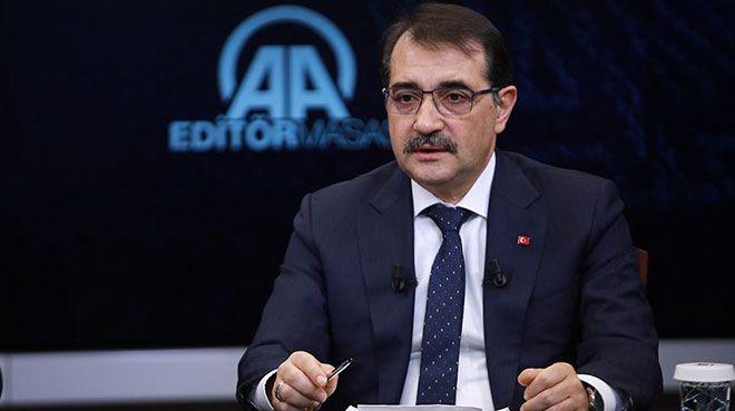 Bakan Dönmez: Adana`da ikinci bir kuyuda sondaja başladık