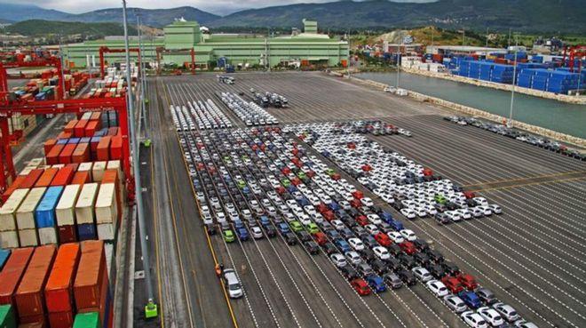 Otomotiv ihracatı ABD`de gaza bastı