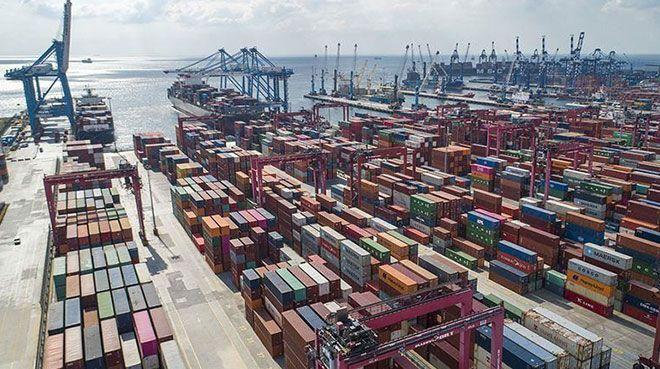 Kocaeli`den 3,4 milyar dolarlık ihracat