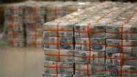 Merkezi y�netim br�t bor� stoku 633,5 milyar lira