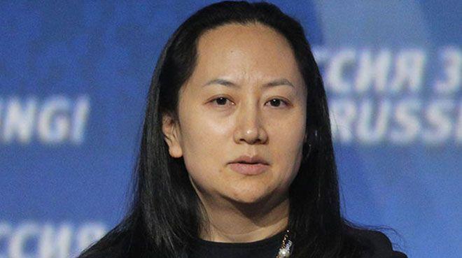 Huawei`nin yöneticisi şartlı tahliyesini istedi