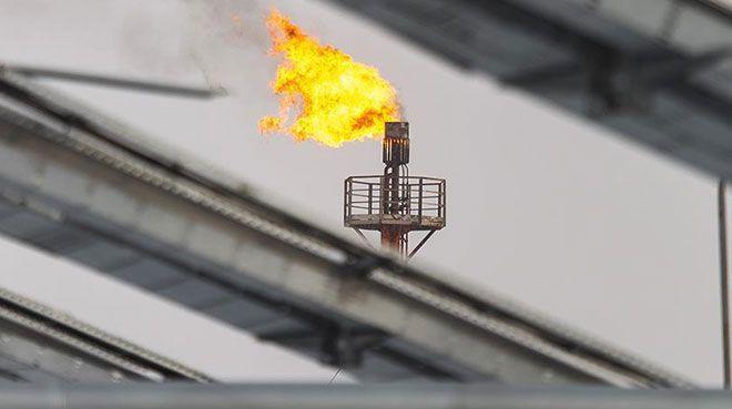 Doğal gaz ithalatı azaldı