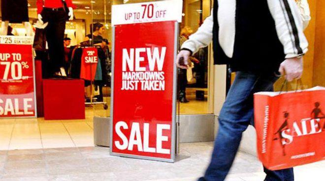 ABD`de perakende satışlar beklentilerin üzerinde arttı