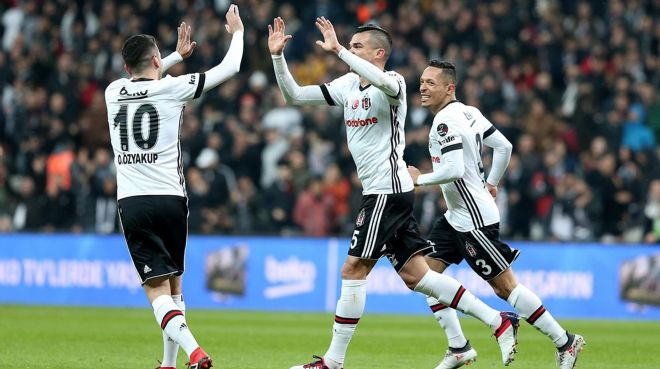 Avrupa`nın en çok büyüyen kulübü Beşiktaş