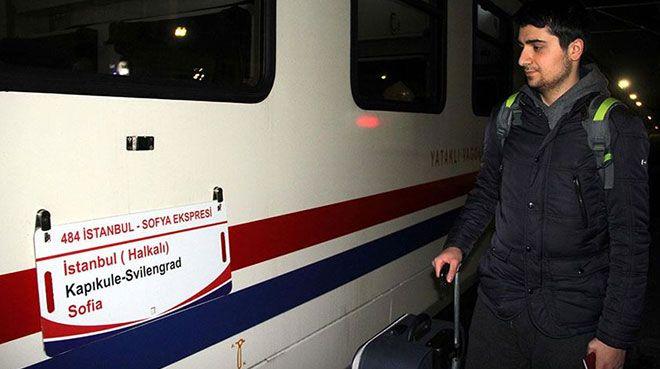 Avrupa`ya giden `ekspres tren`de yüzde 30 indirim