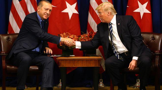 Trump`ın ilk senesinde Türkiye-ABD ticareti arttı