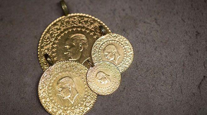 Gram altın 285 lira seviyelerinde