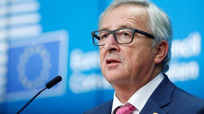 Juncker: Brexit`in gerçekleşeceğine ikna oldum