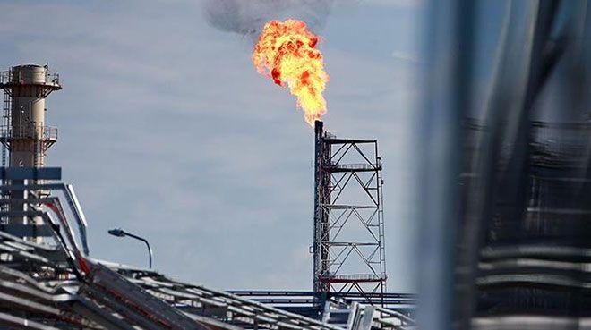 Rusya`dan gaz ithalatı azaldı