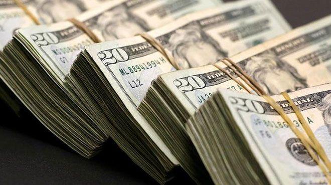 Merkez Bankası`nın resmi rezerv varlıkları azaldı