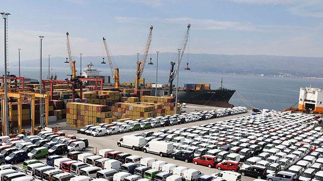 ABD`ye otomotiv ihracatı yükselişe geçti