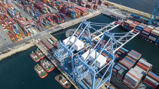 Kocaeli 1,3 milyar dolarlık ihracat gerçekleştirdi