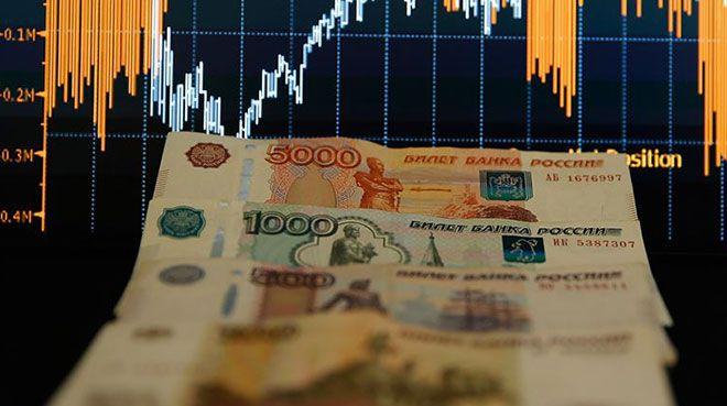 Rusya`da piyasalar haftaya karışık seyirle başladı