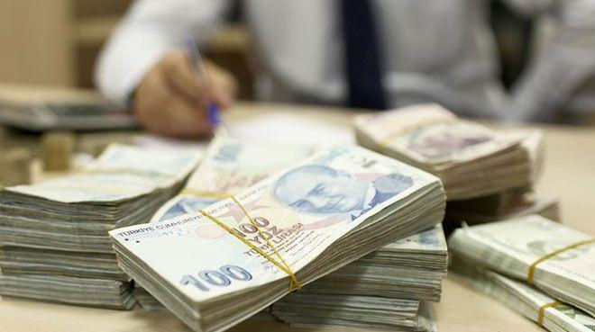 Bankacılık sektörünün aktifleri 4,8 trilyon lirayı aştı