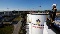 Irak, Rosneft CEO`sunu Bağdat`a bekliyor