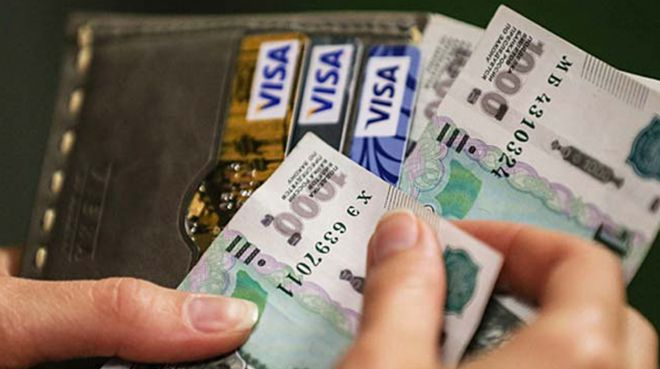 Rusya`da reel gelirler sert düştü
