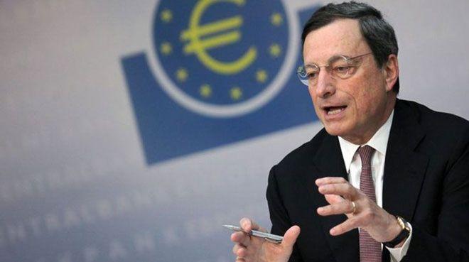 Draghi`den enflasyon uyarısı