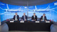 Boeing ve TAI ortak üretim anlaşmasını uzattı