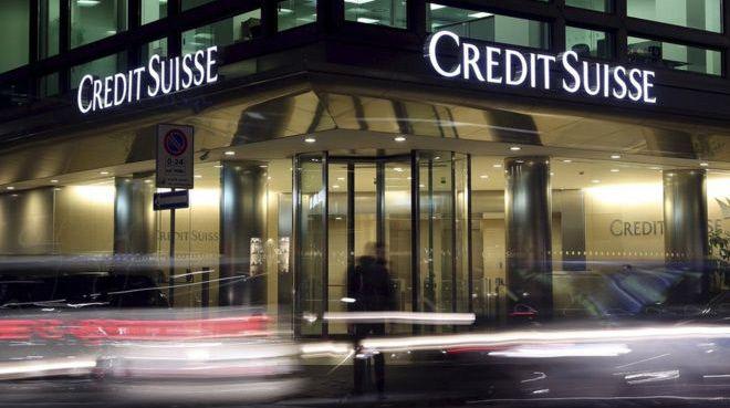 Credit Suisse`ten yeni haber!