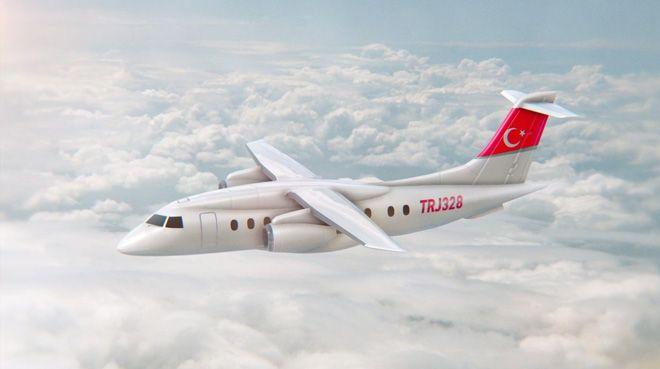 Yerli yolcu uçağına ilk sipariş İTO`dan! - Türkiye'nin bir ...