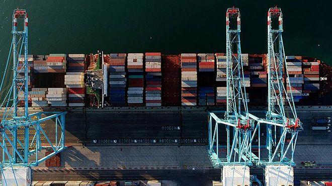 Türk limanlarında elleçleme arttı
