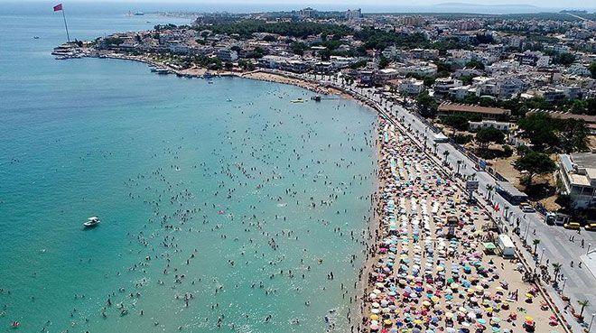 Turizmde iç pazar `bayram` edecek