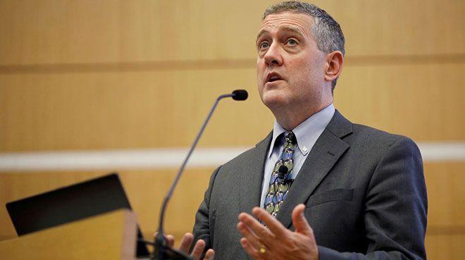 Bullard, Fed`in çeyrek puanlık faiz indirimi yapmasını bekliyor