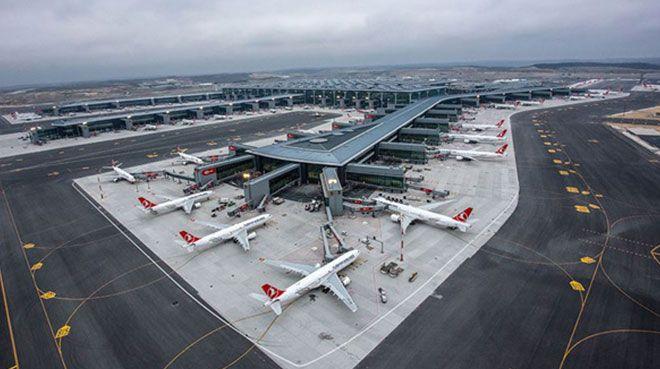 İstanbul Havalimanı`na uluslararası ödül