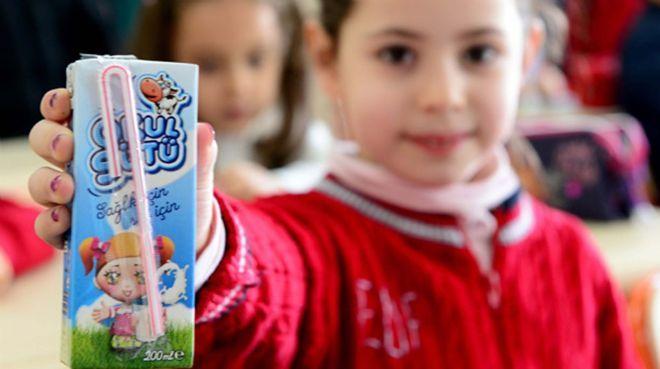 Okul sütü ihalesi üçüncü kez yapıldı
