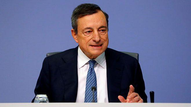 Draghi: Yavaşlama beklenenden daha uzun sürebilir