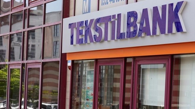 `Tekstilbank Avrasyal� olacak`