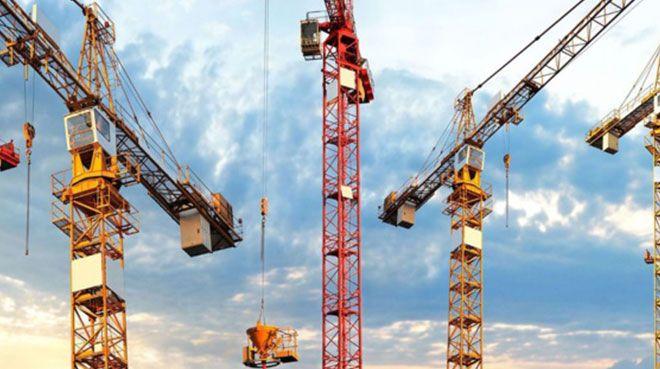 Avrupa`da inşaat üretimi eylülde arttı