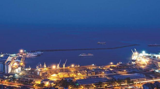 Trabzon Limanı`nda işlem hacmi 82 milyon liraya ulaştı