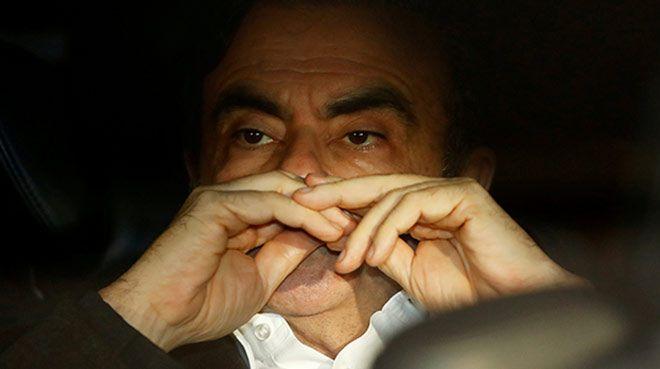 Ghosn`un çocuklarının harç paralarını da Nissan`ın ödemiş