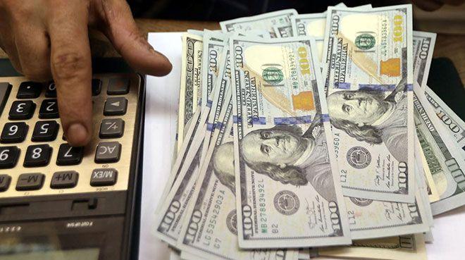 Kısa vadeli dış borç nisanda 120,6 milyar dolar oldu