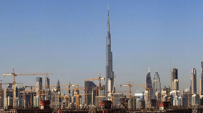 Dubai`de emlak fiyatları hızla düşüyor