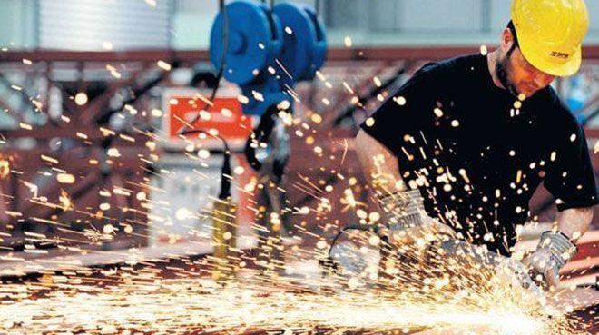 Sanayi sektöründe cirolar yüzde 26,6 arttı