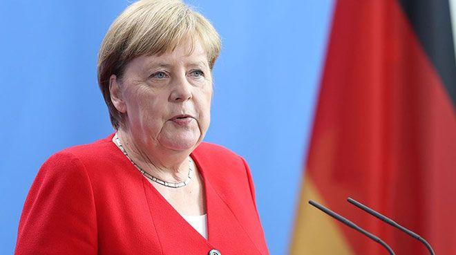 Merkel: Ticaret savaşları ihracatımızı etkiliyor