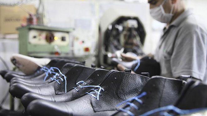 Ayakkabı ihracatında 2019 hedefi 1,2 milyar dolar