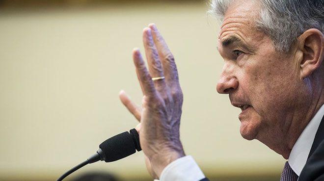 Powell`dan faiz indirimi açıklaması