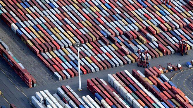 Almanya`nın ihracatı 2019'da rekor kırdı