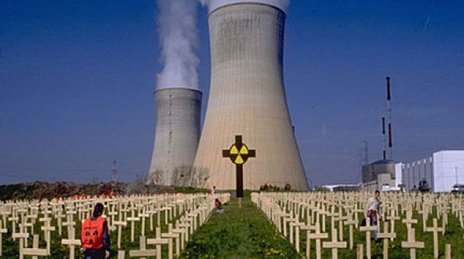 Examples List on Nuclear Power Plant