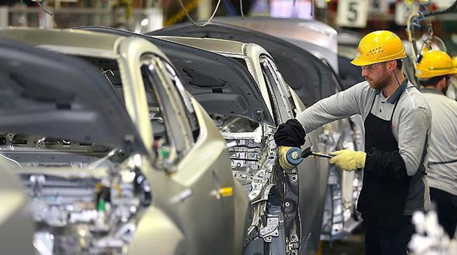 2019`da 1,46 milyon araç üretildi