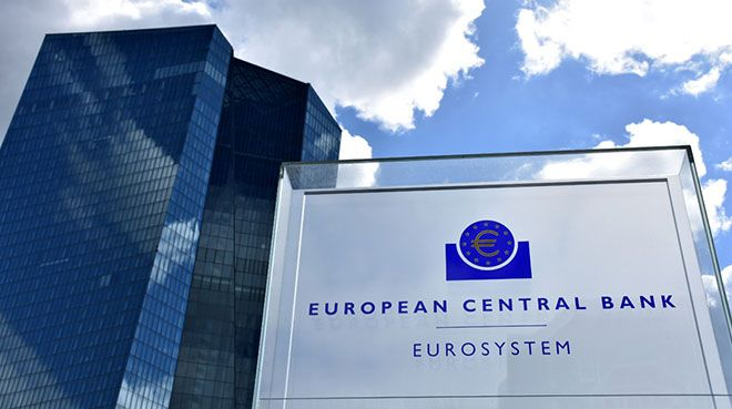 ECB: Ilımlı ekonomik büyüme bekleniyor